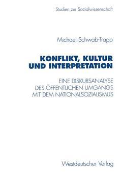Couverture de l'ouvrage Konflikt, Kultur und Interpretation