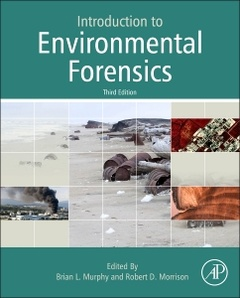Cover of the book Introduction to Environmental Forensics