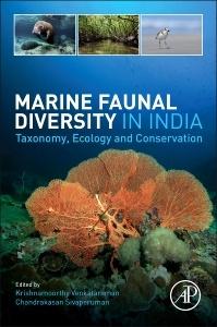 Couverture de l'ouvrage Marine Faunal Diversity in India