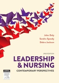 Cover of the book Leadership and Nursing