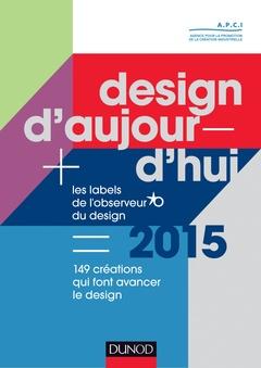 Couverture de l'ouvrage Design d'aujourd'hui