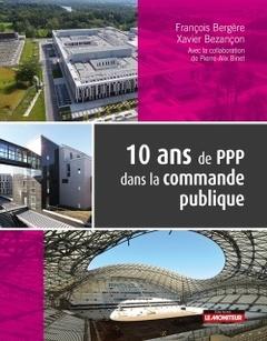 Couverture de l'ouvrage 10 ans de PPP dans la commande publique