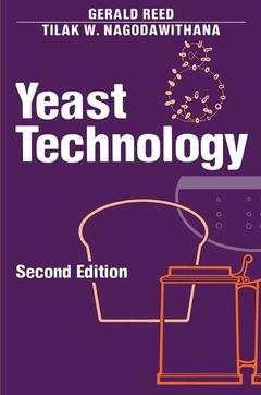 Couverture de l'ouvrage Yeast technology (2nd ed.)