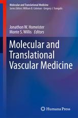 Couverture de l'ouvrage Molecular and translational vascular medicine