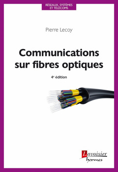 Couverture de l'ouvrage Communications sur fibres optiques