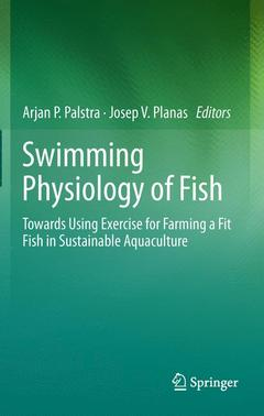 Couverture de l'ouvrage Swimming physiology of fish: