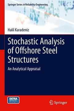 Cover of the book Stochastic Analysis of Offshore Steel Structures