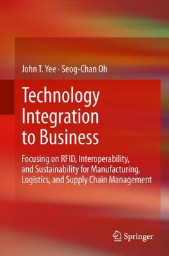 Cover of the book Technology Integration to Business