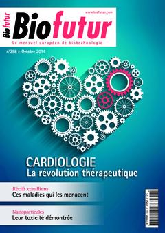 Couverture de l'ouvrage Biofutur N° 358 (Octobre 2014)
