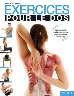 Cover of the book Exercices pour le dos