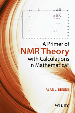 Cover of the book A Primer of NMR Theory with Calculations in Mathematica (with CD-Rom)
