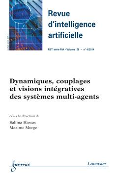 Couverture de l'ouvrage Revue d'intelligence artificielle RSTI série RIA Volume 28 N°4/Juillet-Août 2014