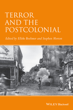 Cover of the book Terror and the Postcolonial