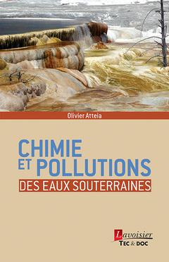 Couverture de l'ouvrage Chimie et pollutions des eaux souterraines