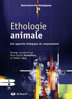 Couverture de l'ouvrage Éthologie animale