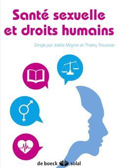 Couverture de l'ouvrage Santé sexuelle et droits humains