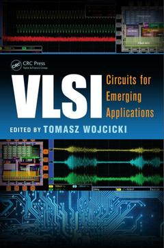 Cover of the book VLSI: Circuits for Emerging Applications