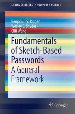 Couverture de l'ouvrage Fundamentals of Sketch-Based Passwords