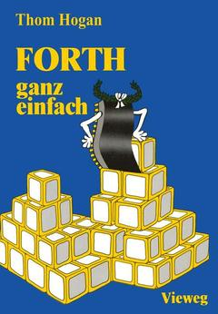 Couverture de l'ouvrage FORTH — ganz einfach