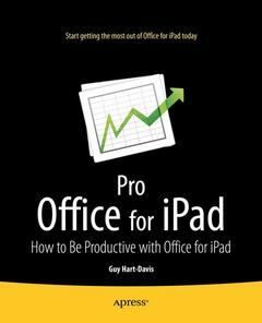 Cover of the book Pro Office for iPad