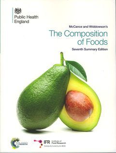 Cover of the book McCance and Widdowsons' The Composition of Foods (7th summary Ed.)