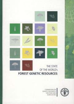 Couverture de l'ouvrage The state of the world's forest genetic resources