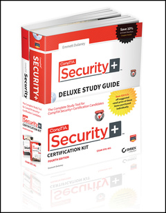 Cover of the book CompTIA Security+ Certification Kit