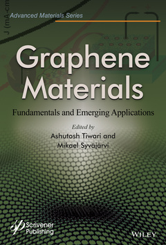 Couverture de l'ouvrage Graphene Related 2-Dimensional Materials