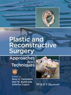 Couverture de l'ouvrage Plastic and Reconstructive Surgery