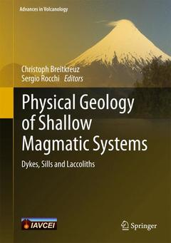Cover of the book Physical Geology of Shallow Magmatic Systems