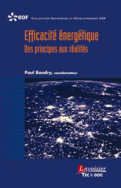 Couverture de l'ouvrage Efficacité énergétique