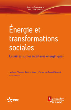 Cover of the book Énergie et transformations sociales