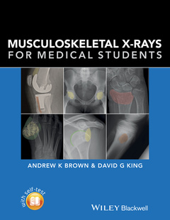 Cover of the book Musculoskeletal X-rays for Medical Students
