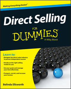 Couverture de l'ouvrage Direct Selling For Dummies®