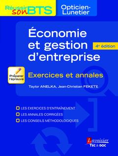 Couverture de l'ouvrage Économie et gestion d'entreprise (4° Éd.)