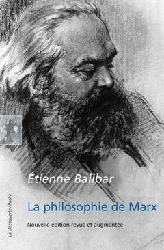 Couverture de l'ouvrage La philosophie de Marx