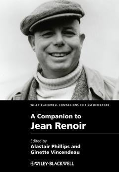 Couverture de l'ouvrage A Companion to Jean Renoir