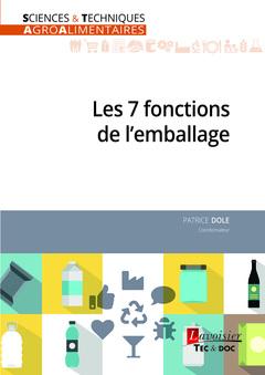 Couverture de l'ouvrage Les 7 fonctions de l'emballage