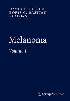 Couverture de l'ouvrage Melanoma