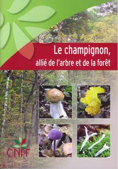 Couverture de l'ouvrage Le champignon