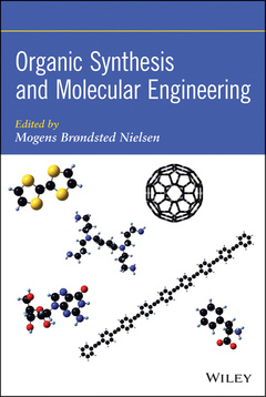 Couverture de l'ouvrage Organic Synthesis and Molecular Engineering