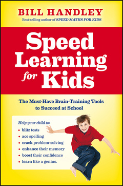 Couverture de l'ouvrage Speed Learning for Kids