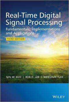 Couverture de l'ouvrage Real-Time Digital Signal Processing