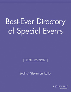 Cover of the book Best Ever Directory of Special Events