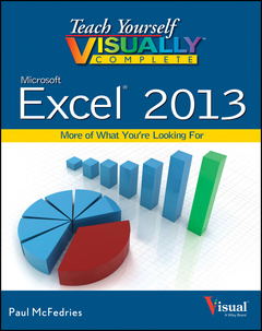 Cover of the book Teach Yourself VISUALLY Complete Excel