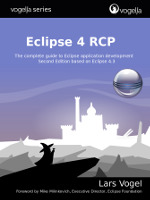 Couverture de l'ouvrage Eclipse 4 RCP  (2nd Ed. based on Eclipse 4.3)