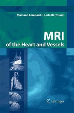 Couverture de l'ouvrage MRI of the Heart and Vessels