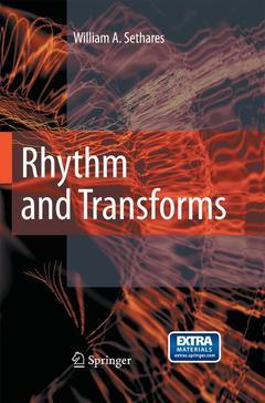 Couverture de l'ouvrage Rhythm and Transforms