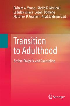 Cover of the book Transition to Adulthood