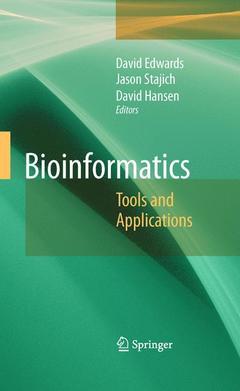 Cover of the book Bioinformatics